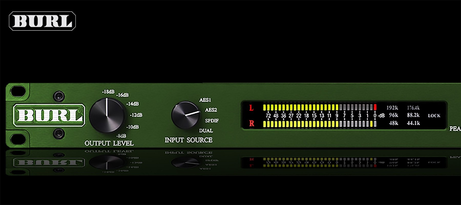 Burl Audio B2 Bomber DAC Gauche
