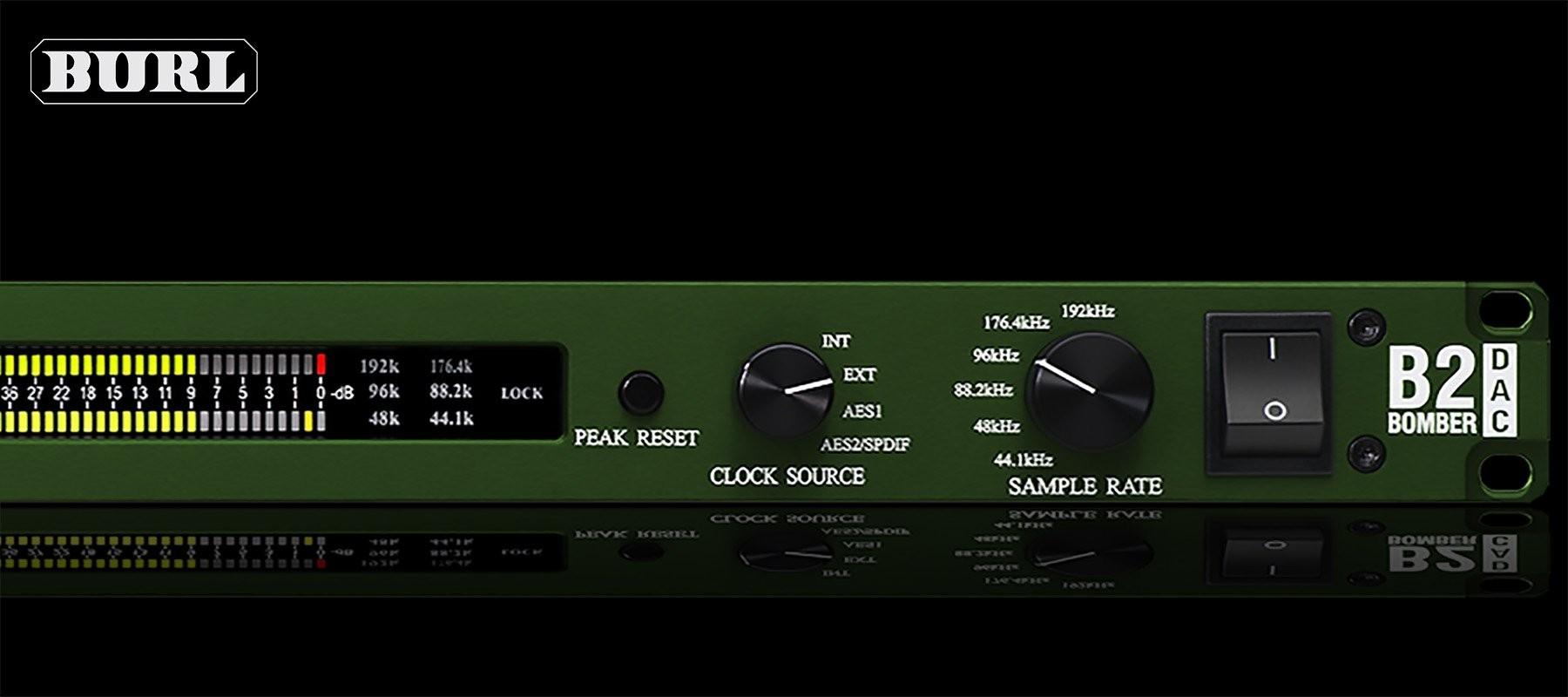 Burl Audio B2 Bomber DAC Droite