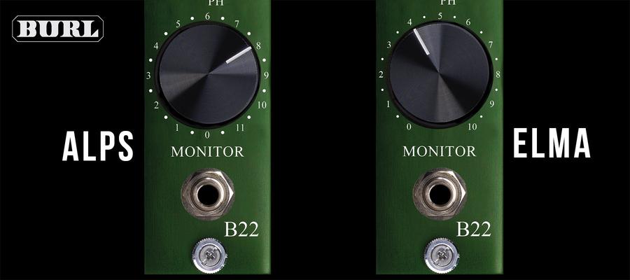 Burl Audio B22 ORCA Alps & ELMA Bottom