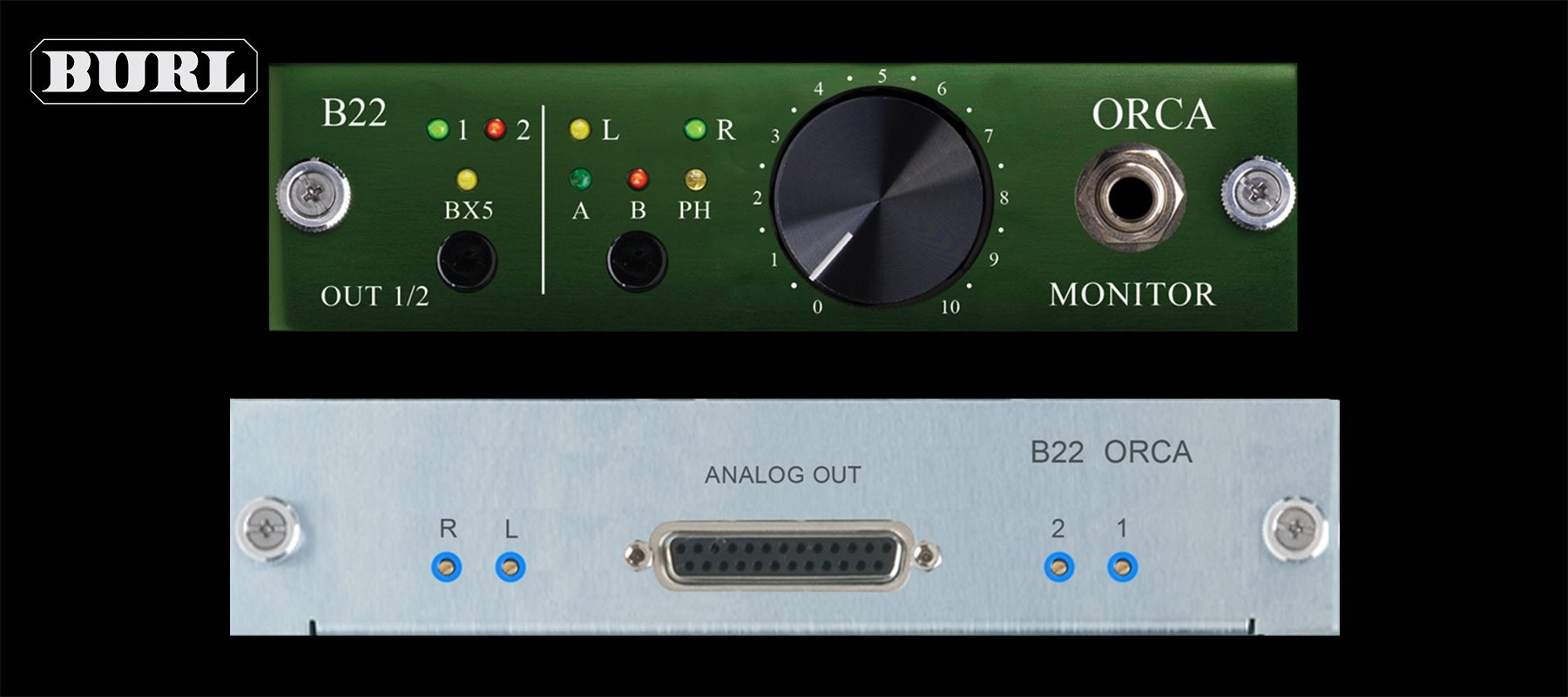Burl Audio B22 ORCA for B80 Mothership