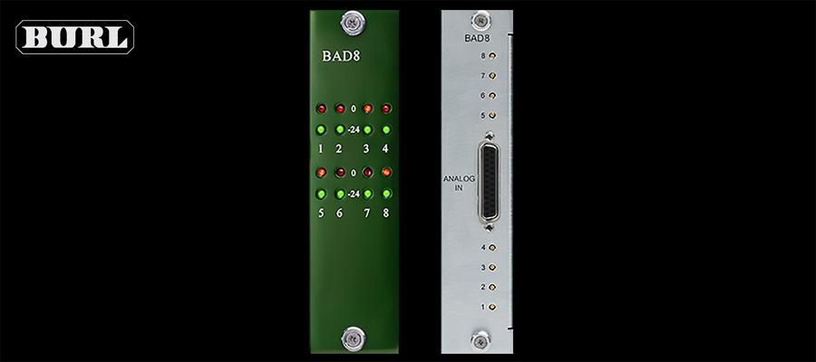 Burl Audio BAD8 Nextgen