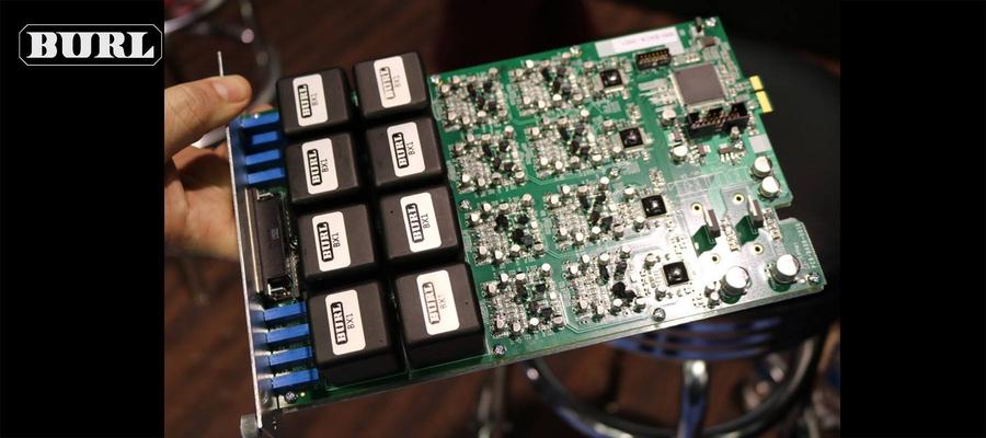 Burl Audio BAD8 Nextgen Composants