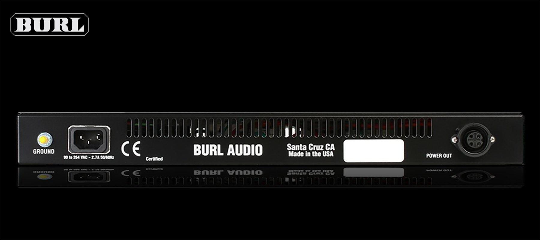 Burl Audio BP300 Back