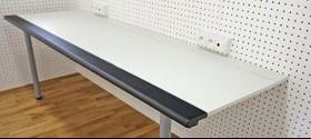 Bolster for Fixed and Folding Shelves