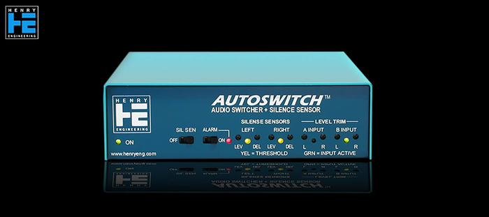 Henry Engineering AutoSwitch - Avant