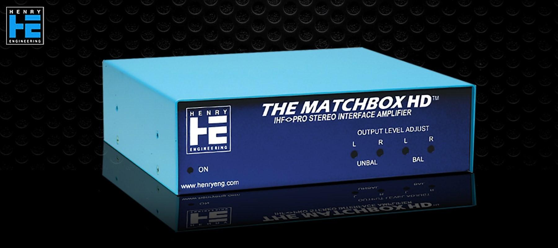 Henry Engineering Matchbox-HD