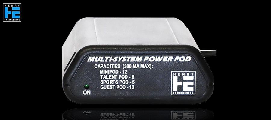 Henry Engineering Multi-System Power Pod
