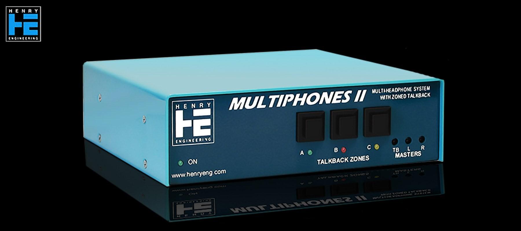 Henry Engineering  MultiPhones II