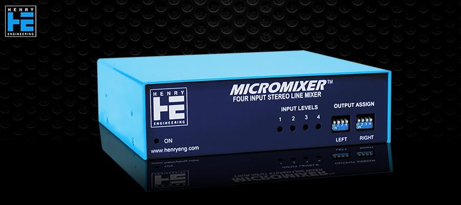 Henry Engineering  MicroMixer