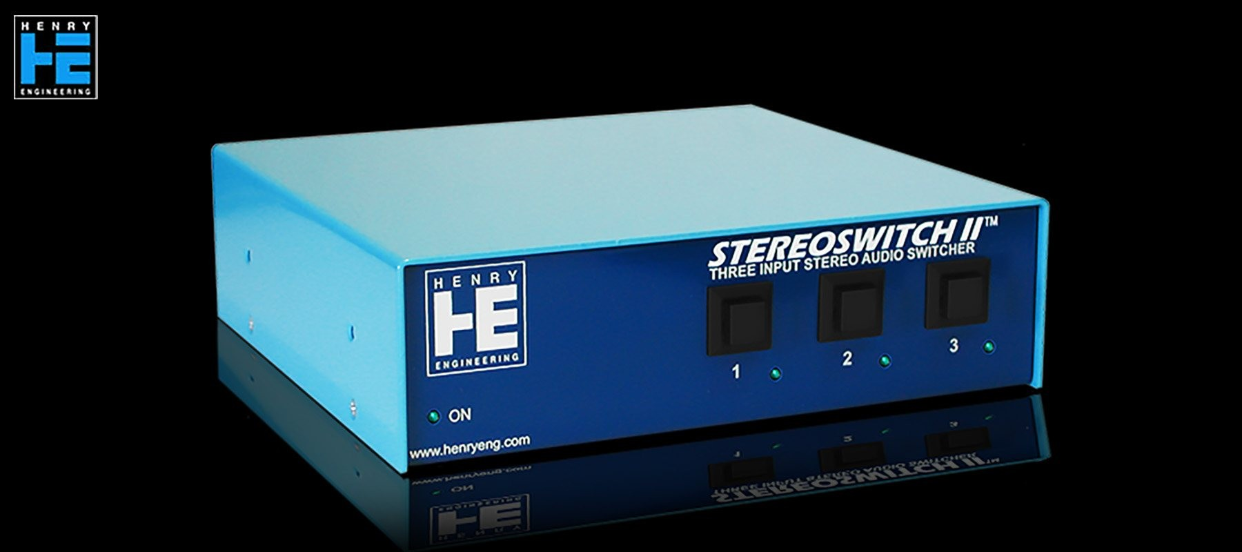 Henry Engineering  StereoSwitch II