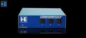 Henry Engineering  StereoSwitch II - Front