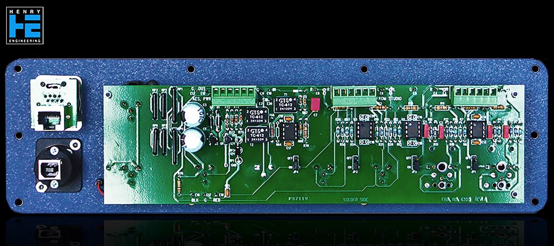 Henry Engineering MultiPort - Back