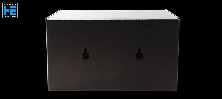 Henry Engineering Patchbox II - Back