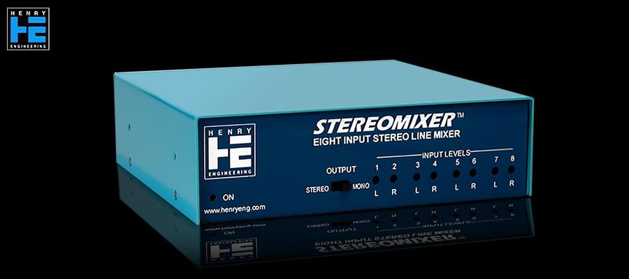 Henry Engineering StereoMixer