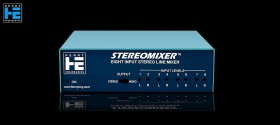 Henry Engineering StereoMixer - Front