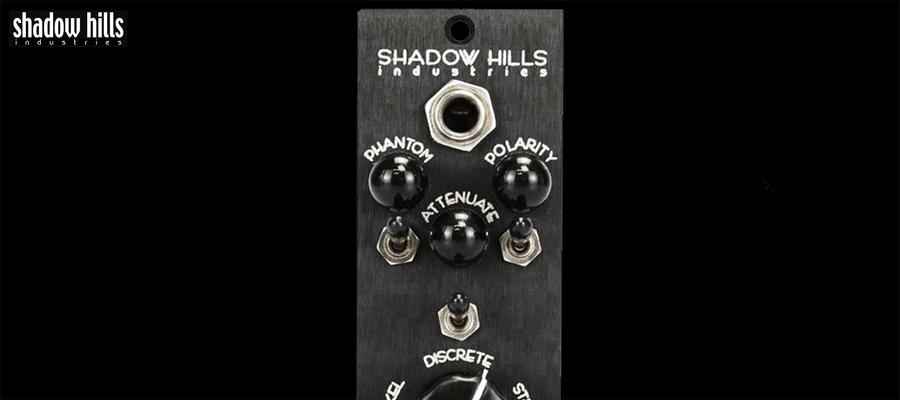 Shadow Hills industries Mono GAMA - Haut