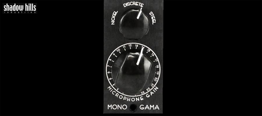 Shadow Hills industries Mono GAMA - Bas