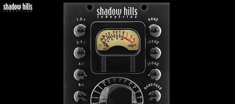 Shadow Hills industries Dual Vandergraph - Top