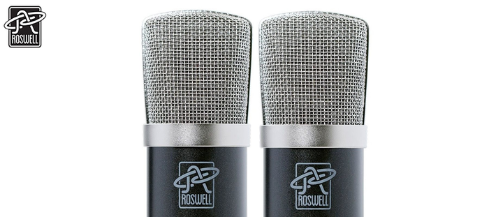Roswell Audio Mini K47 Appairés