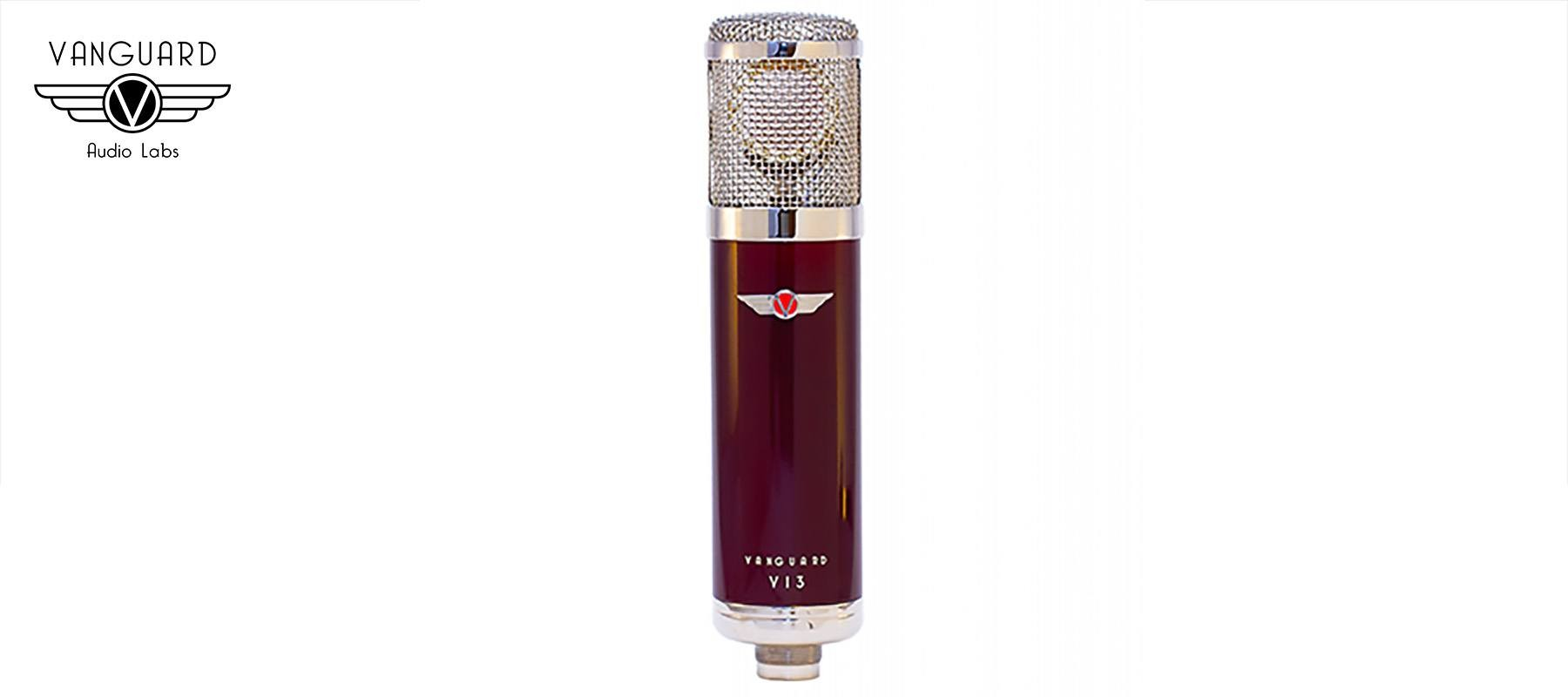 Vanguard Audio V13 - Avant