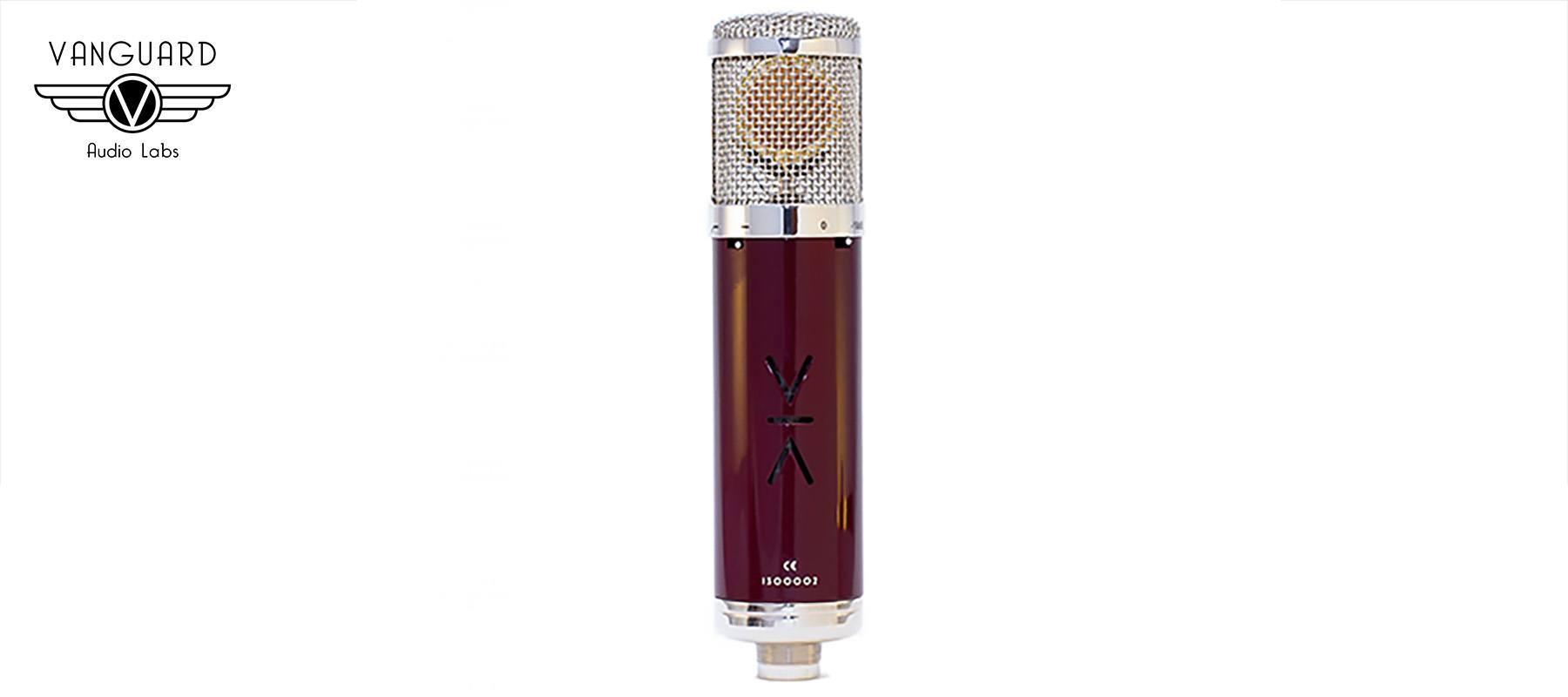 Vanguard Audio V13 - Arrière