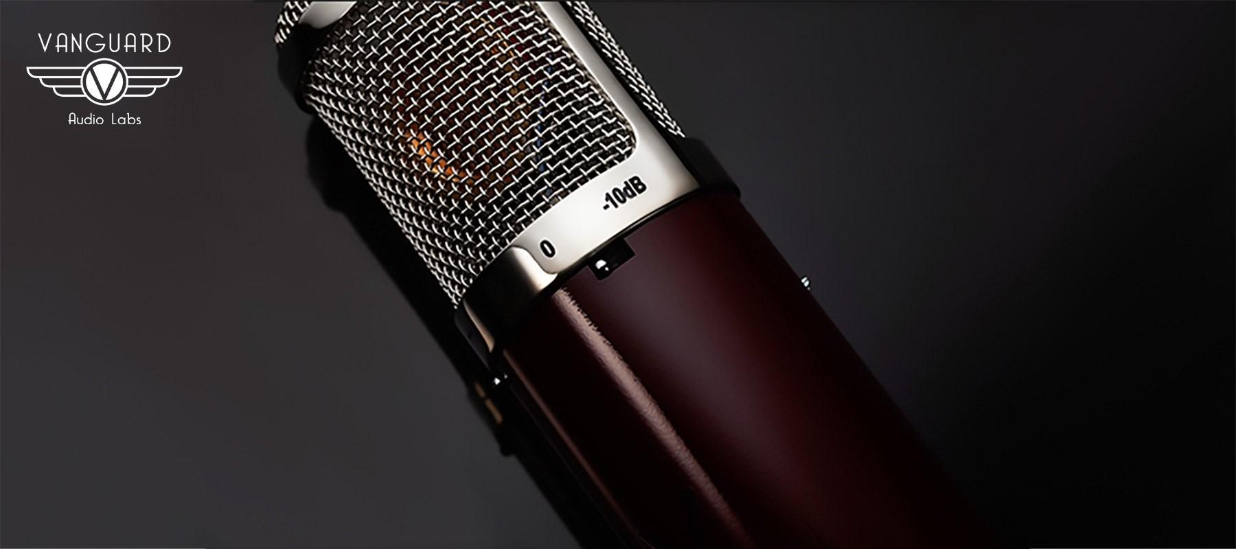 Vanguard Audio V13 - Capsule