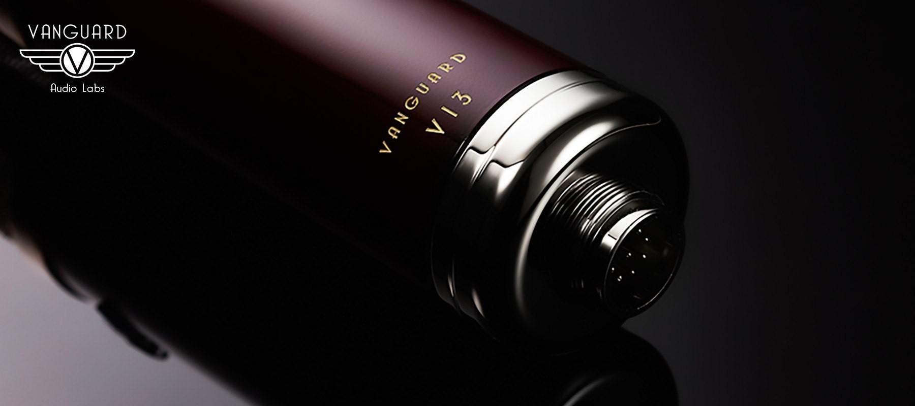 Vanguard Audio V13 - Finition