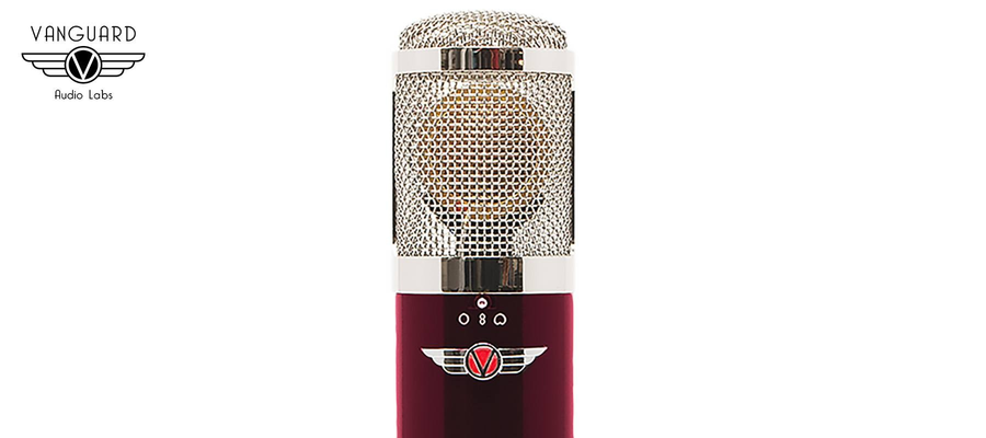 Vanguard Audio V4 - Capsule avant