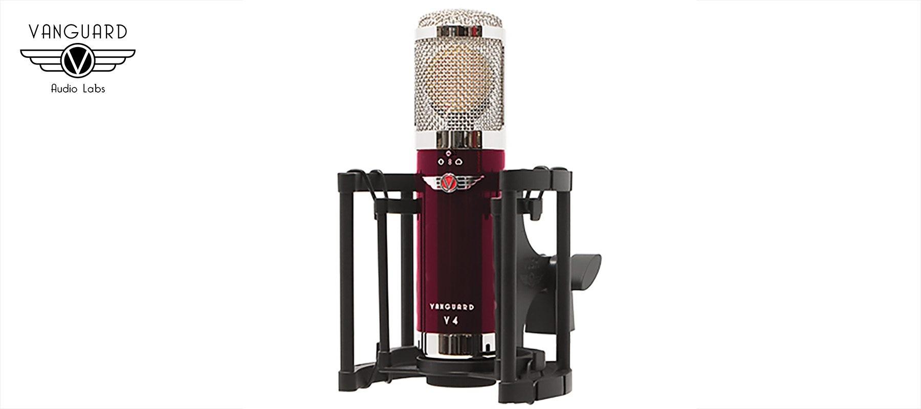 Vanguard Audio V4 - Suspension
