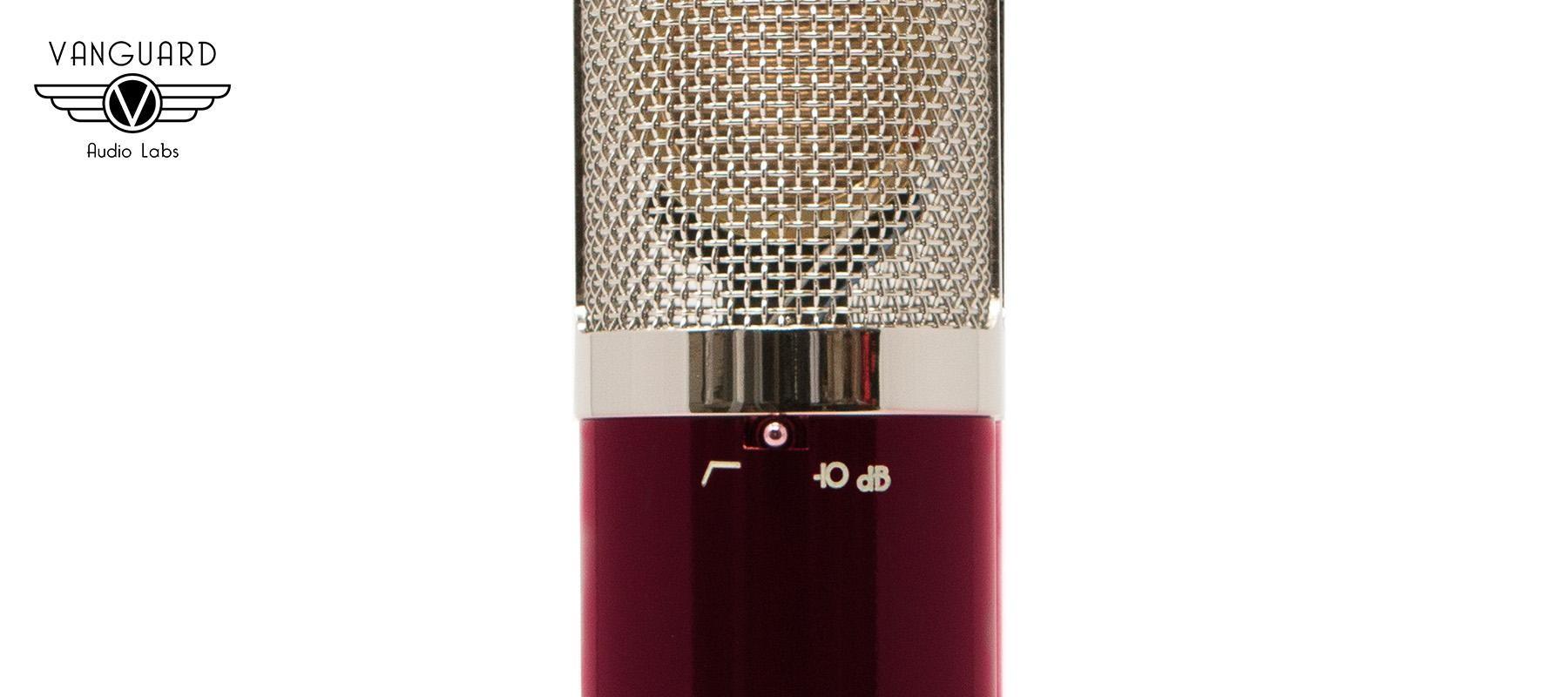 Vanguard Audio V4 - PAD