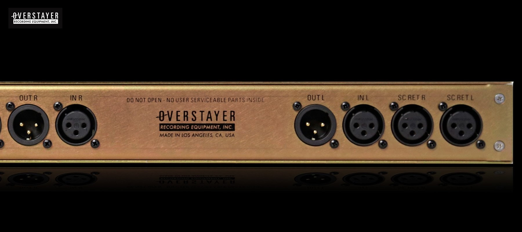 Overstayer Stereo Voltage Control 3722