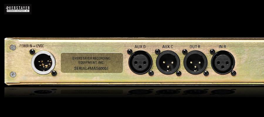 Overstayer M-A-S 8101 version crantée