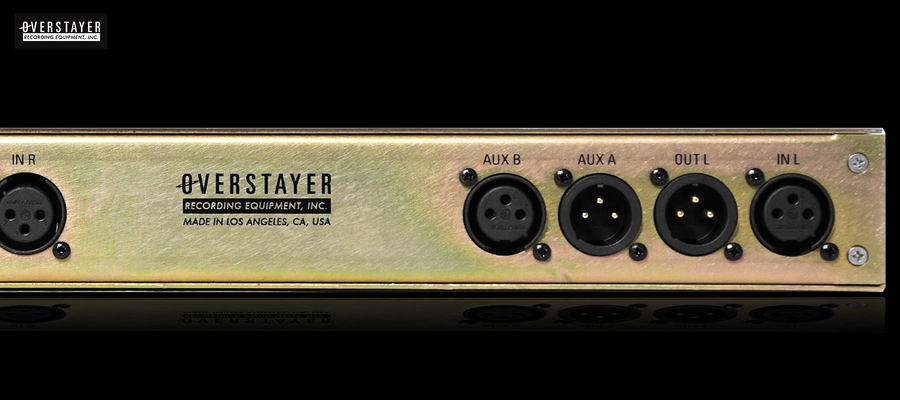 Overstayer M-A-S 8101 Stepped version