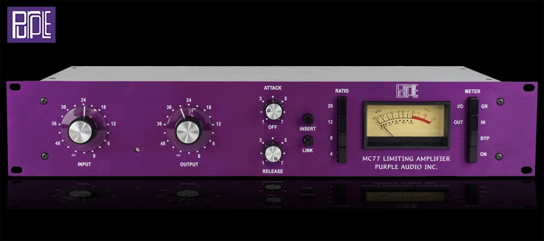 Purple Audio MC77