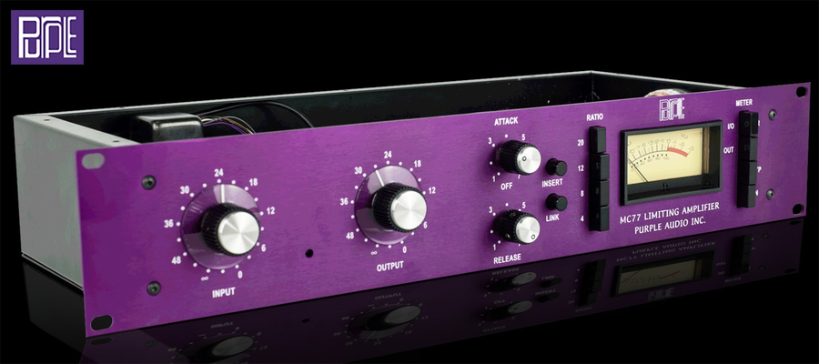 Purple Audio MC77 - Cote