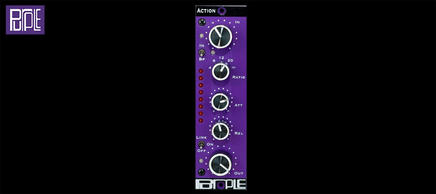 Purple Audio Action