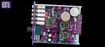 Purple Audio CANS II - Composants