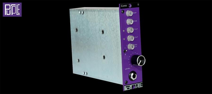 Purple Audio CANS II - Plaque d'isolation
