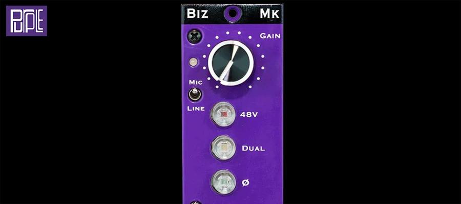 Purple Audio BIZ