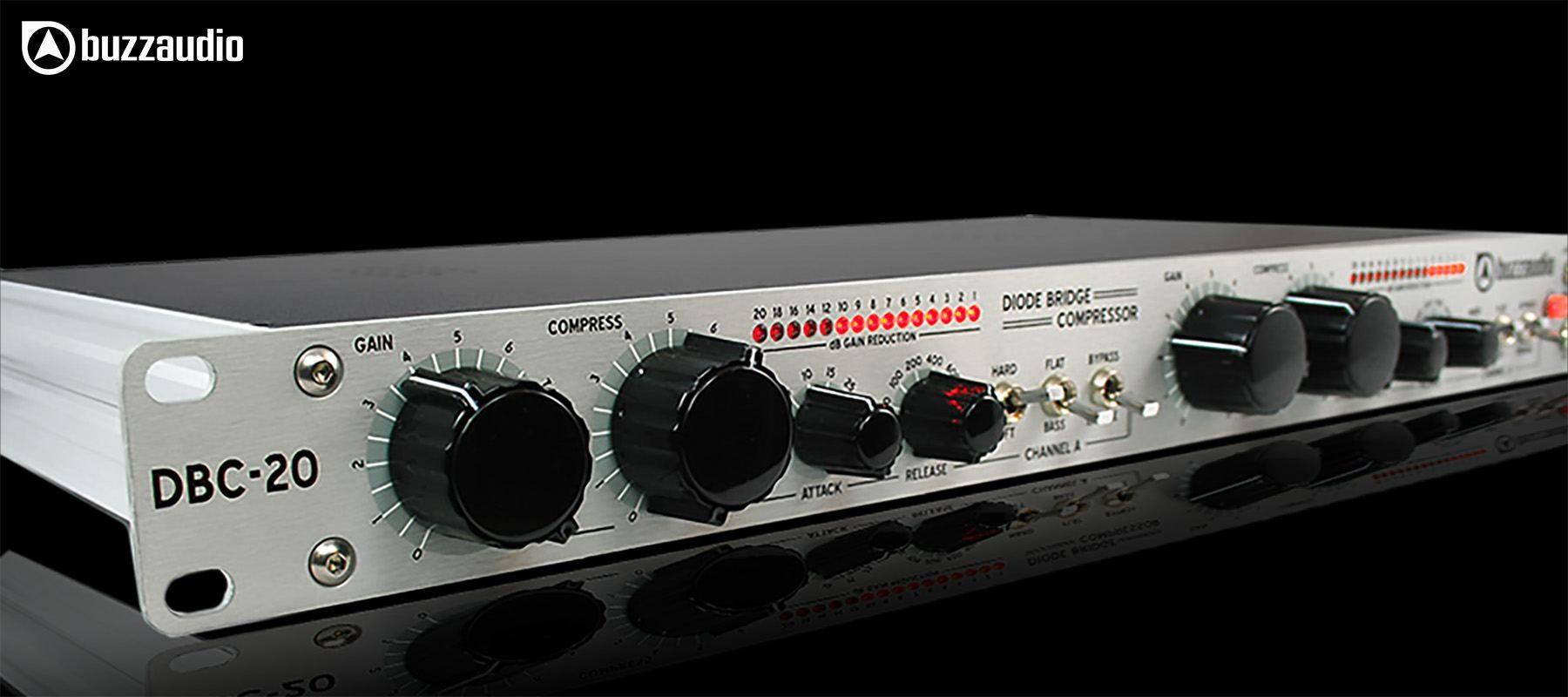 Buzz Audio DBC-20 - Argent