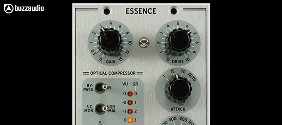 Buzz Audio Essence - Haut