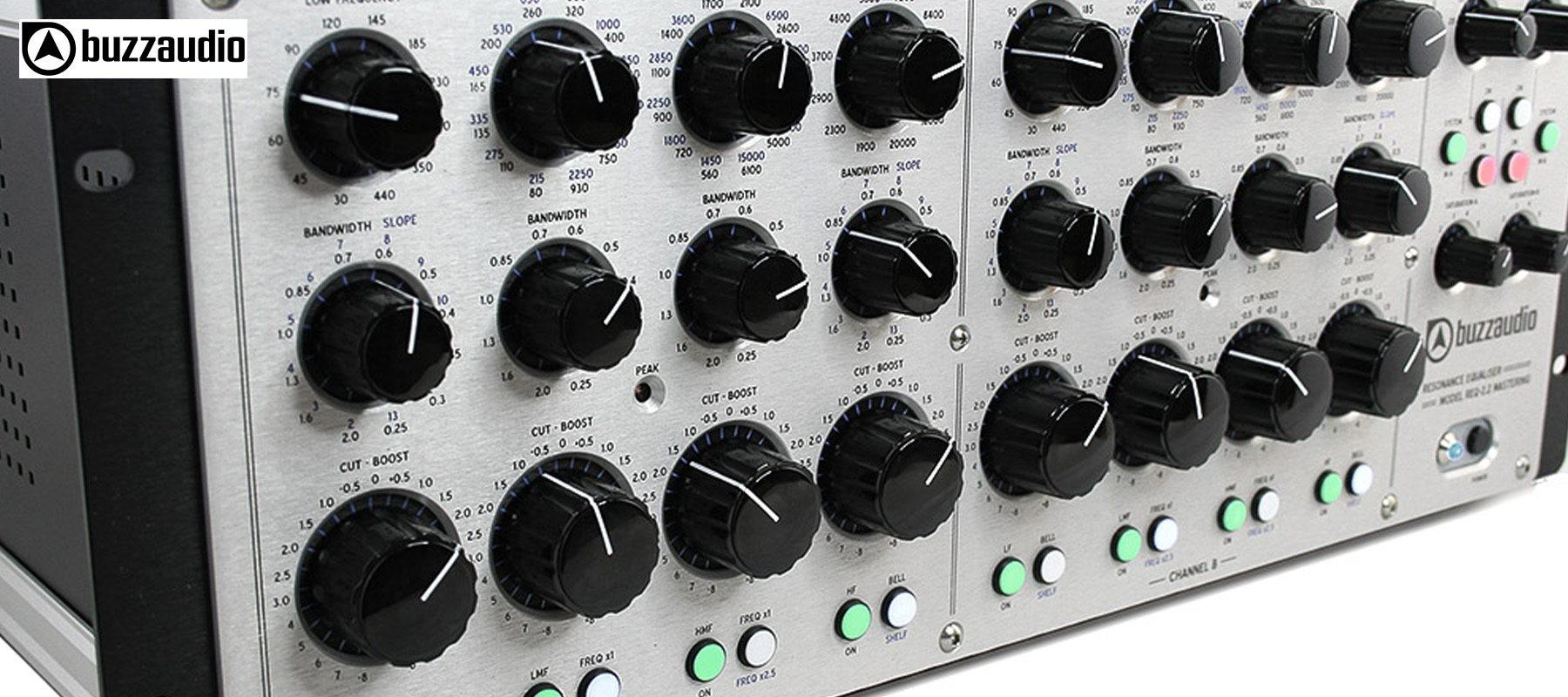 Buzz Audio REQ 2.2 - Gauche