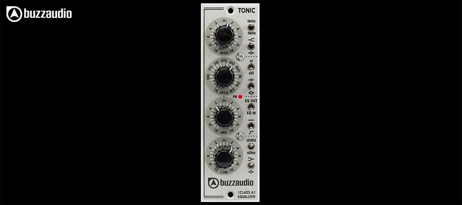 Buzz Audio TONIC