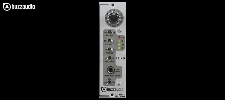 Buzz Audio ELIXIR