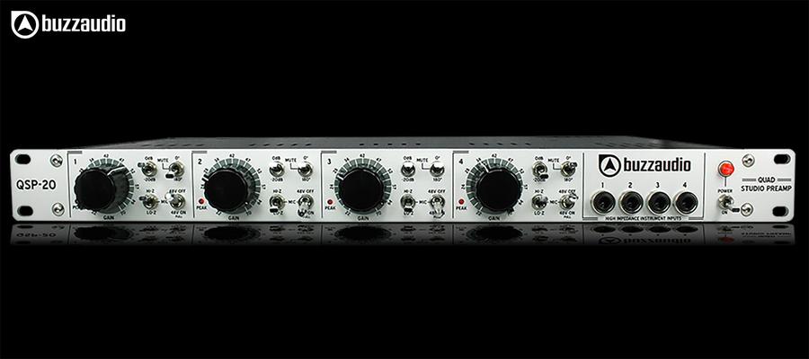 Buzz Audio QSP-20