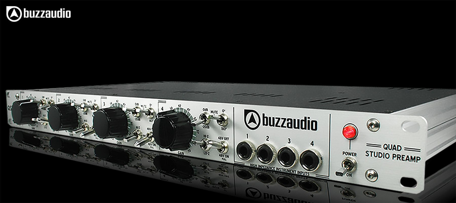 Buzz Audio QSP-20 - Droite