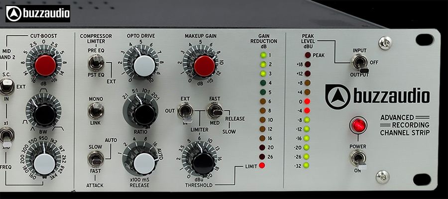 Buzz Audio ARC-1.1 - Compressor / Limiter