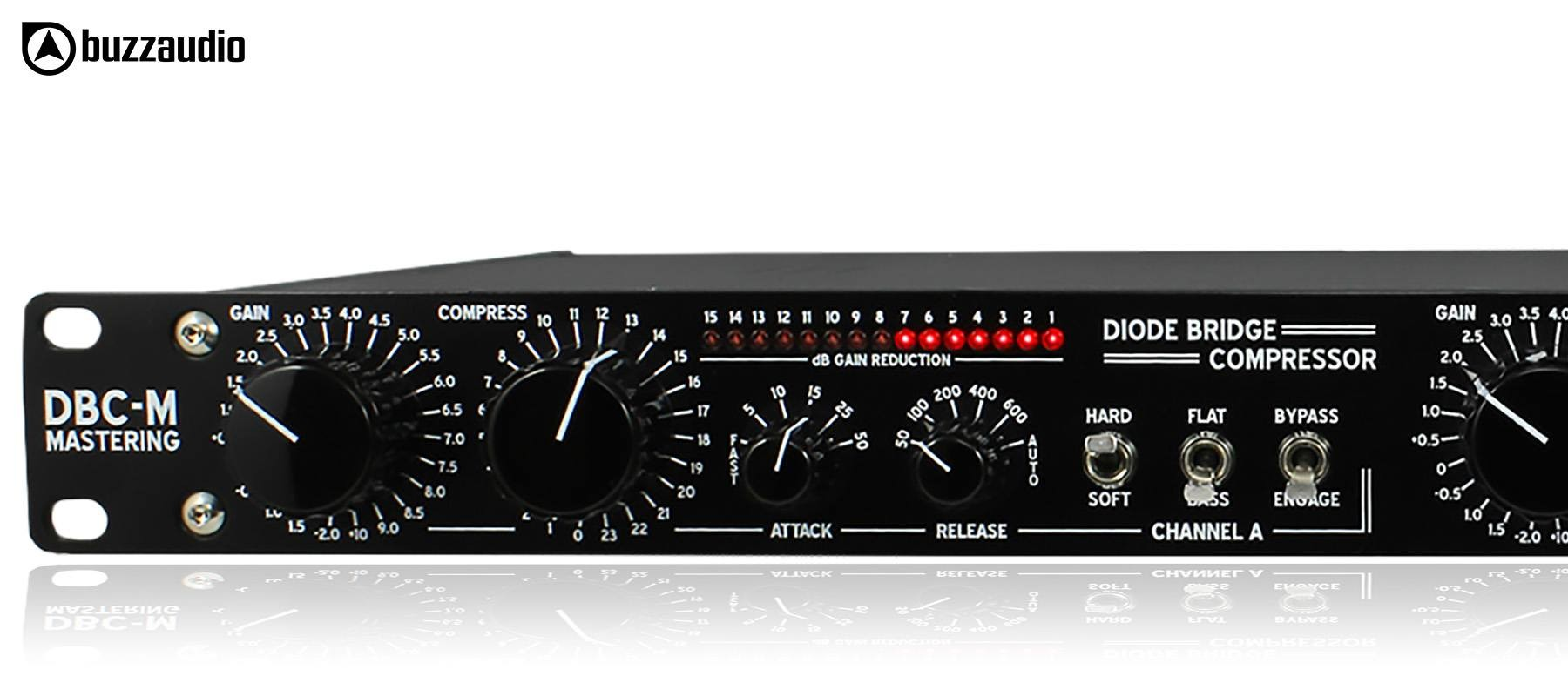 Buzz Audio DBC-M - Left commands