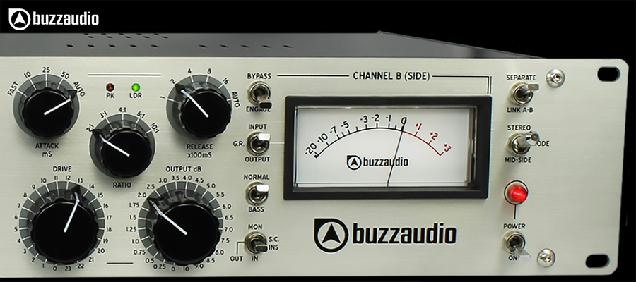 Buzz Audio SOC-M - Right commands