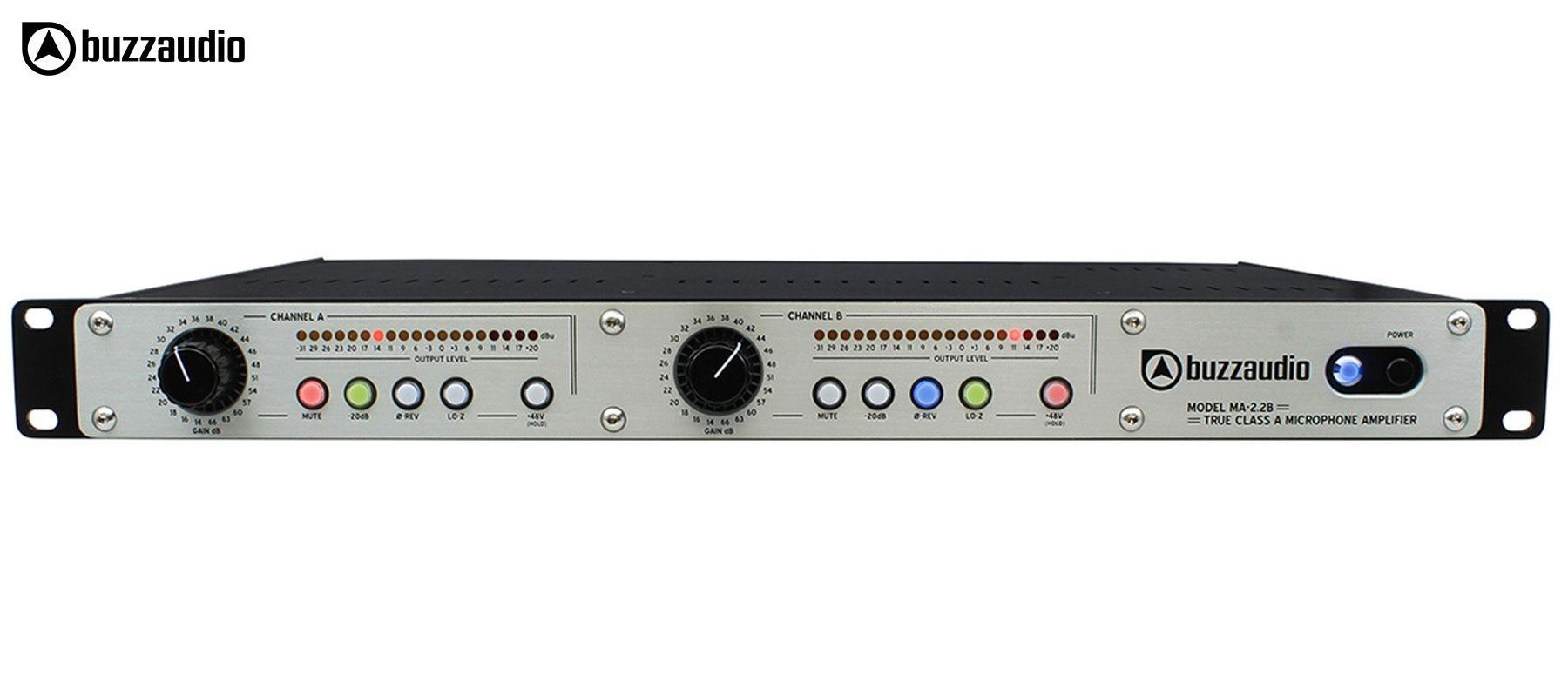 Buzz Audio MA-2.2BTX